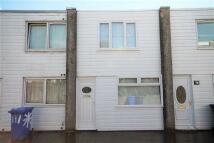 Terraced house in Millcroft Road...