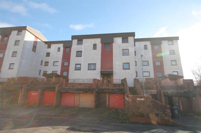 1 Bedroom Flat To Rent In Millcroft Road, South Carbrain