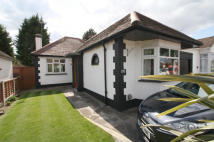 Detached Bungalow for sale in SOUTH CRESCENT...