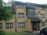 Flat for sale in Kestrel Close, London...