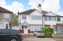 semi detached property in Ellesmere Road, London...