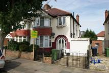 3 bed semi detached house for sale in Fleetwood Road, London...
