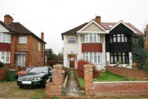 3 bed semi detached house in Birchen Grove, London...