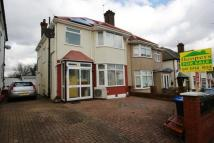 3 bedroom semi detached home in Oxgate Gardens, London...