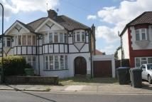 3 bed semi detached property for sale in SONIA GARDENS, London...