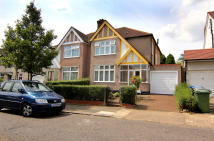 3 bed semi detached property in GLADSTONE PARK GARDENS...
