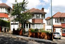 3 bed Detached house for sale in PARK SIDE, London, NW2