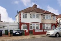 semi detached house in ELLESMERE ROAD, London...