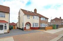ALDER GROVE semi detached house for sale