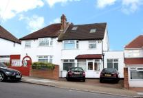 semi detached property in BROOK ROAD, London, NW2