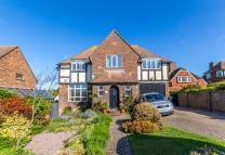4 bed Detached property in Bazehill Road, BN2