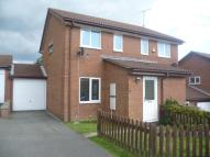 2 bedroom semi detached house to rent in Brazen Close, Newhaven...