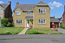 Detached property for sale in CANTERS LEAZE, Wickwar...