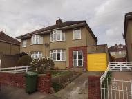 3 bed semi detached house to rent in Hollyguest Road, Hanham...