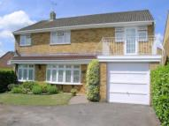 Detached home in Hogmoor Road, Whitehill...