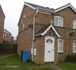 2 bed semi detached home in Maldon Drive...