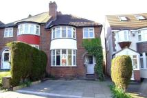3 bedroom semi detached property in Edenbridge Road...
