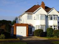 3 bedroom semi detached property in Bushmore Road...