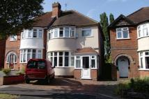 semi detached property in Glaisdale Road...
