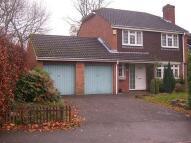 4 bed Detached house in Boyatt Wood