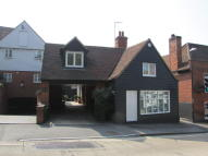 Cottage in High Street, Benfleet