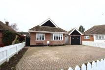 Detached Bungalow in Thundersley, Essex, SS7