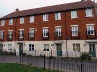 Terraced home in Chapel Close, Wantage