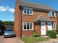 2 bed semi detached home to rent in Evenlode Drive, Didcot