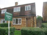 semi detached home in Cromwell Road, Ware