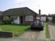 2 bed Semi-Detached Bungalow in The Avenue, Bengeo...