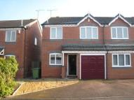 3 bedroom semi detached home in Edwards Drive, Stafford...