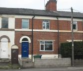 3 bed Terraced house in Lichfield Road, Stafford...