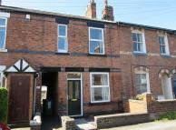 Terraced house in Ingestre Road, Stafford...