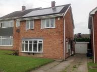 3 bed semi detached house to rent in WORDSWORTH AVENUE...