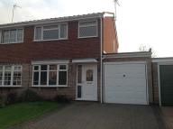 3 bedroom semi detached house in SHARNBROOK GROVE...