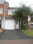 semi detached home in Gibson Close, Stafford...