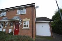 semi detached home for sale in Ludham Close, Hainault...