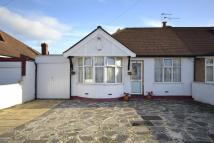 Semi-Detached Bungalow for sale in Tiverton Avenue...
