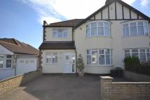 4 bedroom semi detached property for sale in Dunspring Lane, Clayhall...