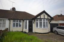 3 bedroom Semi-Detached Bungalow in Berkeley Avenue...