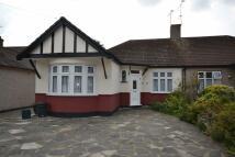 Semi-Detached Bungalow in Queenborough Gardens...