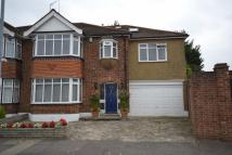 semi detached home in Wincanton Gardens...