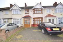 Terraced home in Clifton Road...