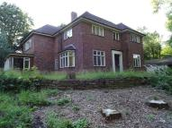 Detached house in Wilmslow Road...