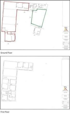 Ground Floor & First Floor