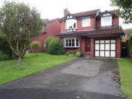 Detached house in Wellesbourne Close ...