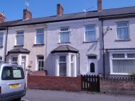 Terraced home in Archibald Street, NEWPORT