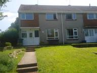 Terraced house in Don Close, Bettws...