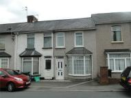 Terraced property in Risca Road, Rogerstone...