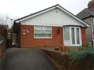 Detached Bungalow in Woodland Road, NEWPORT
